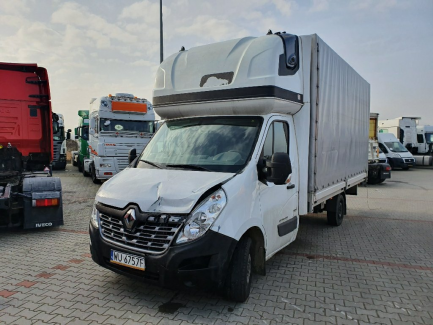 RENAULT/BMB MASTER dCi 170 Energy Euro 6 2299ccm - 170HP 3,5t
