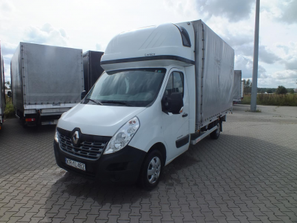 RENAULT Master 165 Energy dCi L3 Pack Clim Euro 5