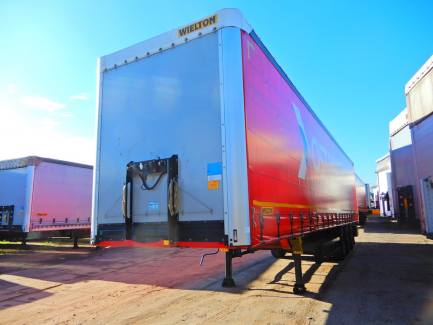 WIELTON NS3K curtain semi-trailer