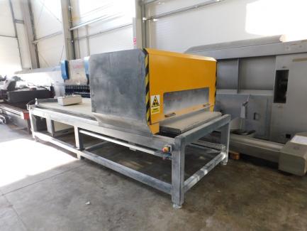 Milling and grinding machine - automatic MDF polishing machine STYL24 H-G1