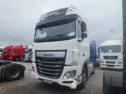 DAF XF 460 FT 4x2 SuperSpaceCab Euro 6