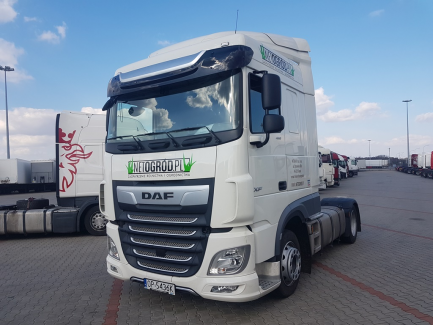 DAF XF 480 FT 4x2 Space Cab Euro 6