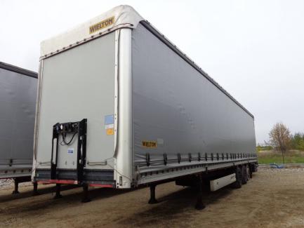 WIELTON NS3K Curtain trailer