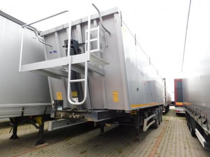 METAL-FACH NW NOVA demountable semi-trailer