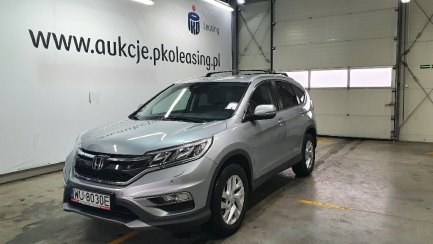 Honda Cr-v 2.0 Elegance Plus (Honda Connect+)
