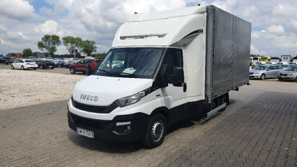 IVECO/CARPOL Daily 35S18 Euro 6 2998ccm - 180HP 3,5t 16-