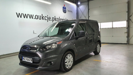 Ford Transit Connect 1.5 TDCi Euro 6 1498ccm - 120HP