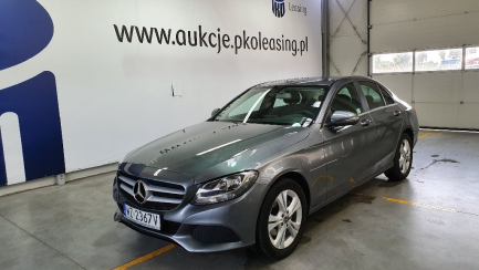 Mercedes-benz C 200 sedan  4-Matic 9G-TRONIC