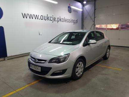 Opel Astra IV 1.7 CDTI Essentia