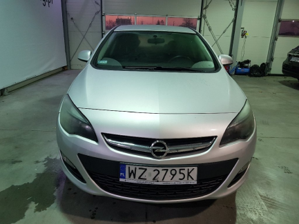 Opel Astra 1.7 CDTI Essentia