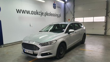 Ford Mondeo 2.0 TDCi Silver X (Amb.) PowerShift