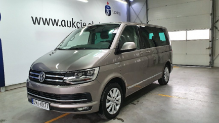Volkswagen Multivan 2.0 BiTDI L1 Highline 4Motion DSG