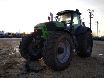 Ciągnik rolniczy Deutz Fahr Agrotron X720 / TL1
