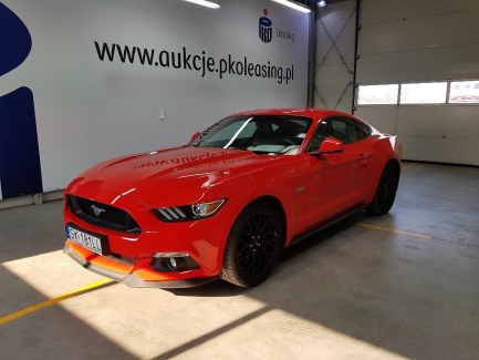 Ford Mustang Fastback 5.0 V8 GT