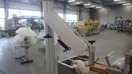 Mounting arm foropter MDT Sp. z o.o. PA-1000