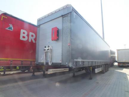 FLIEGL SDS Curtain semi-trailer