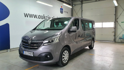 Renault Trafic dCi 145 Energy Euro 6 1997ccm - 145HP 2,8/3t