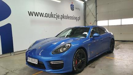 Wiosenne obniżki  Prowizja 1% Porsche Panamera TURBO