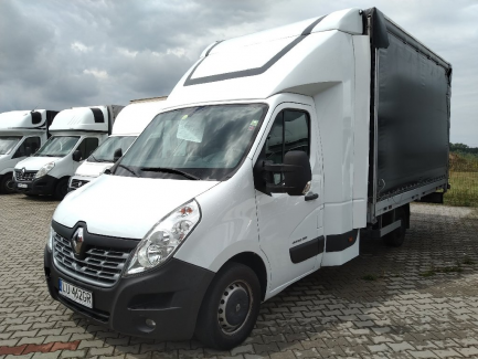 Renault Master dCi 170 Energy Euro 6 2299ccm - 170HP 3,5t