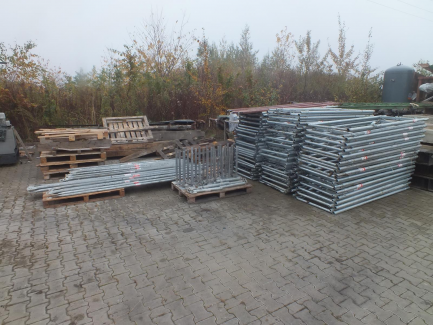 Rusztowania budowlane SIGMA 70 P