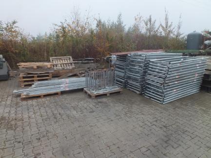 Construction scaffolding SIGMA 70 P