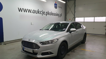 Ford Mondeo 2.0 TDCi Silver X (Amb.)