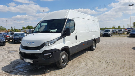 Iveco DAILY 50C18 3,5t Euro 6 2998ccm - 180HP 16-