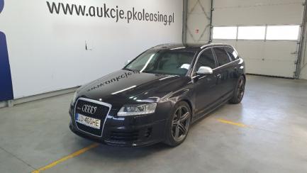 Pierwotna cena 78 800,00 PLN Netto Audi Rs6 5.0 FSI Quattro Tiptr.