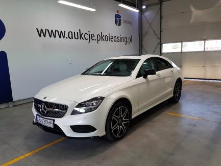 Mercedes-benz CLS 350 d 4-Matic