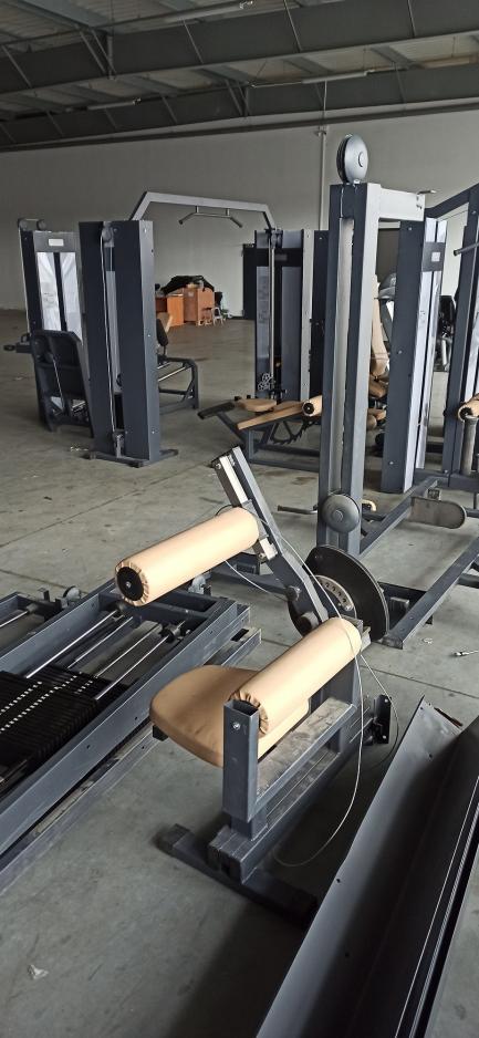 Wiosenne obniżki| Prowizja 1% Maszyna Master Pro. do ćwiczeń mięśni grzbietu - JP-33A