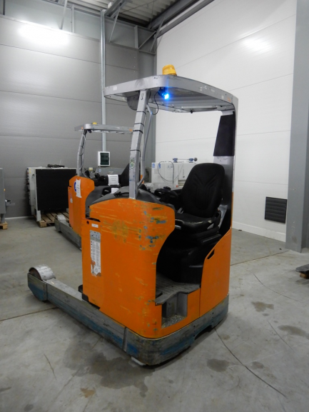 STILL FM-X 25 high forklift truck serial no. 511905F00130