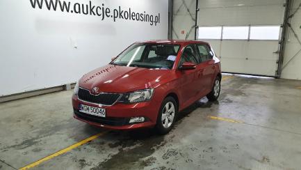 Skoda Fabia III Hatchback 1.2 TSI Ambition + LPG