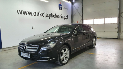 Mercedes-benz Cls 350 CDI BlueEff.