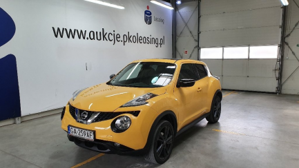 Nissan Juke 1.6 N-Connecta Xtronic EU