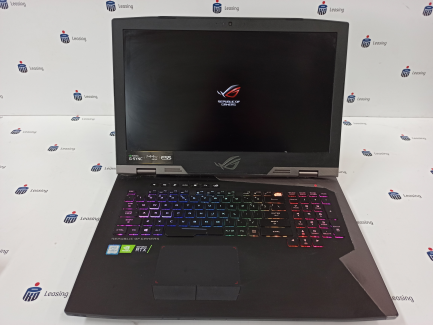 Asus Rog G703 Griffin i9 Notebook (Intel Core i9-9980HK, NVIDIA GeForce RTX 2080)
