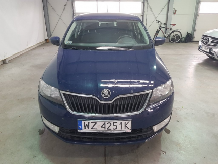 SKODA Rapid Spaceback 13-17 1.6 TDI DPF Ambition Max