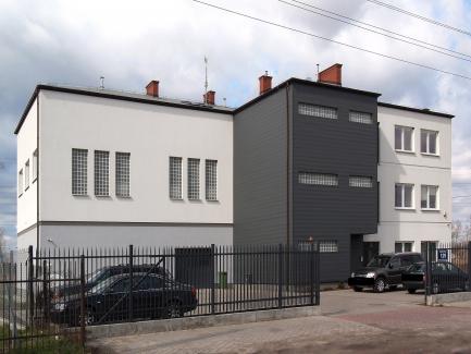 Ogłoszenie! Budynek biurowo-magazynowy w Mościskach