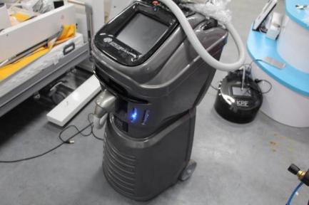 Kosmetyczny laser diodowy