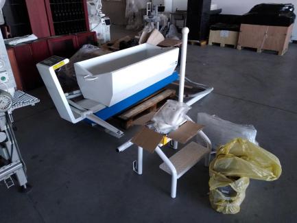 Whole body hyperthermia apparatus Von Ardenne Iratherm 1000