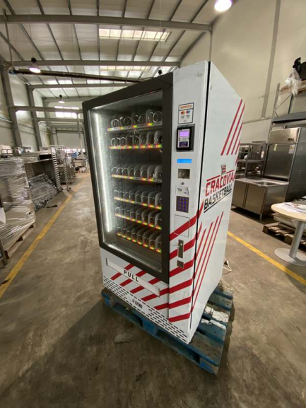 Vending machine for beverages EBA sp. Zo.o. Solid 10
