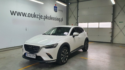 Mazda CX-3 2.0 SkyPassion i-Eloop 4x4 aut