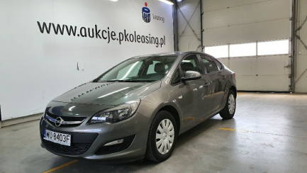 Opel Astra IV 1.4 T LPG