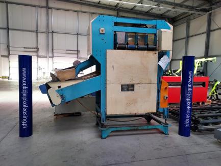 RODA PACKING PSE-8 vertical packing machine