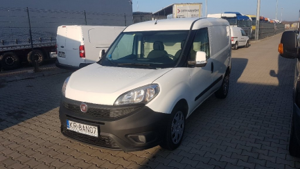 AUCTION OF THE DAY Fiat Doblo Cargo 1.6 MJ Euro 6 1598ccm - 105HP 2,1/2,5t