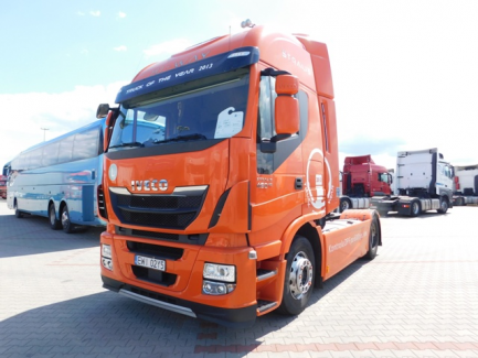 Iveco STRALIS AS 440S46 T/P 4x2 Hi-Way Euro 6