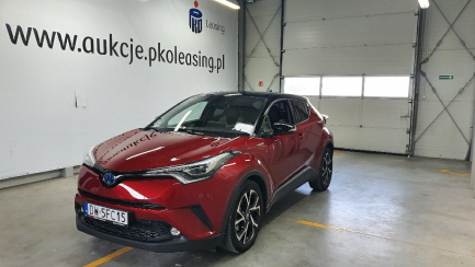 Toyota  C-HR 1.8 Hybrid Selection
