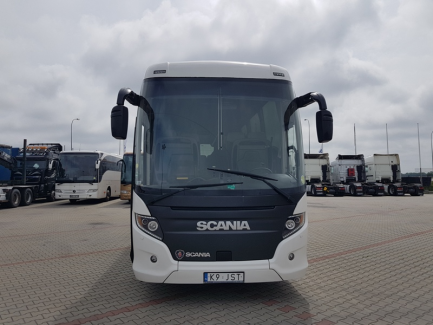 SCANIA HIGER TOURING Euro 6