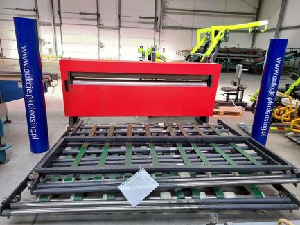 KRYMA MWP-2500 Roll punching machine