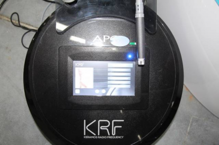 Device for rejuvenation of the skin APG TECH KRF