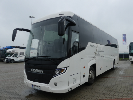 SCANIA HIGER TOURING HD